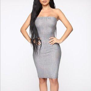 Brand new fashion nova dress!